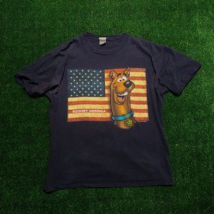 Vintage 1998 Scooby America T-Shirt
